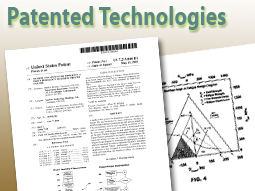 Patented Technologies
