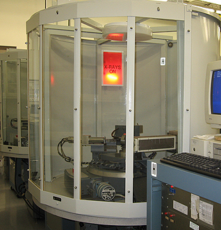 X-Ray Diffraction Residual Stress - Lambda Technologies